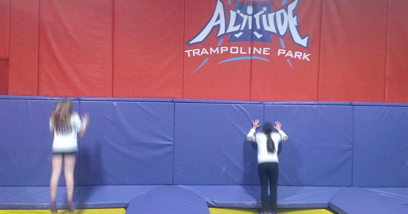 Tag it Tuesday - Altitude Trampoline Park - Keller, TX